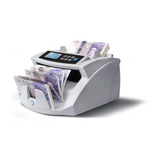 Safescan 2210 Bank Note Counter with UV Counterfeit Detection
