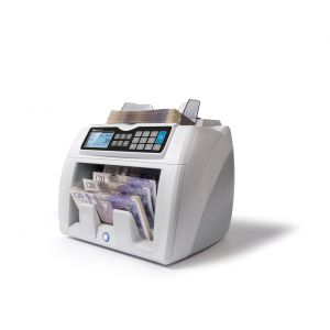 Safescan 2610 Bank Note Counter with 3 point Counterfeit Detection