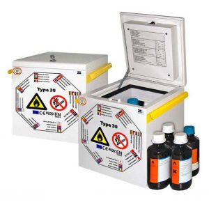 Bordogna Safety Fire Case 500/BOR Portable cabinet for inflammable products