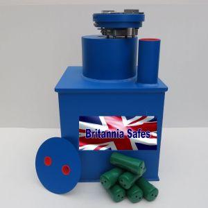 Britannia safes Winston Grade 1 Underfloor Safe Range