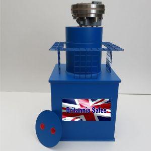 Britannia Safes Winston Grade 3 Underfloor Safe Range