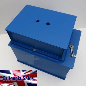 Britannia Safes Winston Gas Strut Underfloor Safes Range