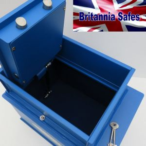 Britannia Safes Winston Gas Strut Underfloor Safe Range