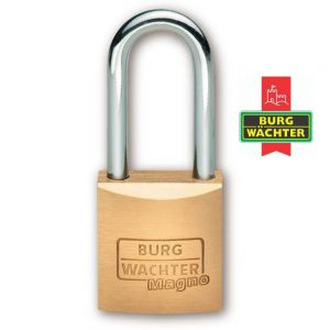 Burg Wachter 400 E Magno 400 E 50 Long shackle PadLock