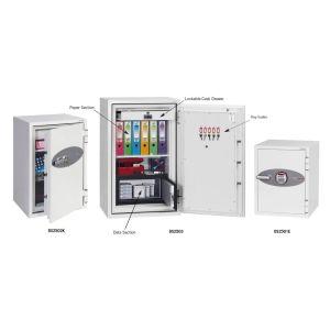 Phoenix Data Combi DS2500 Key Lock Range