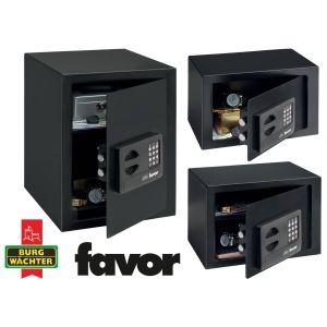 Burg Wachter Favor Electronic Lock Safe Range