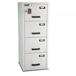 Burton Fire Resistant Filing Cabinets