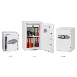 Phoenix Fire Fighter FS0440 Fireproof Safes with Electronic Lock