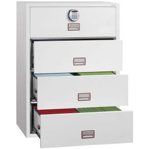 Phoenix FS2410 Lateral Fire File Filing Cabinets