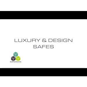 Burton Brixia Uno Grade 1 Luxury Safe Range including Modules