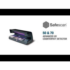 Safescan 50 UV Manual Counterfeit Detector