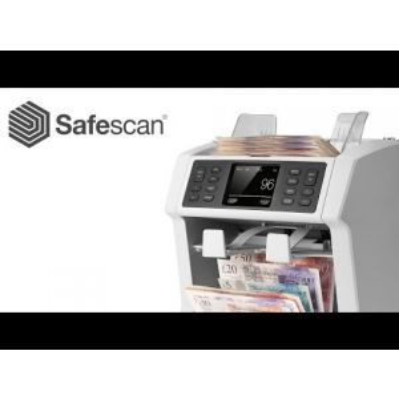 Safescan 2985-SX Bank Note Counter & Sorter