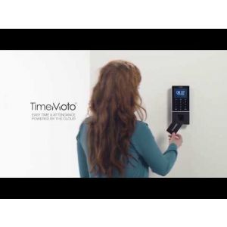 Safescan TimeMoto TM-626 - Time Clock System