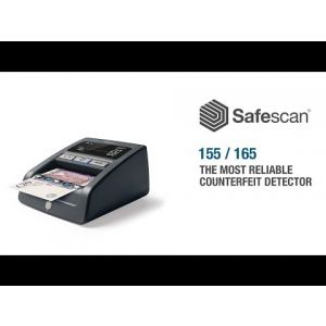 Safescan 155-S Automatic Banknote Counterfeit Detector