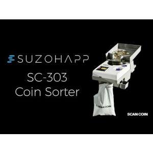 Scan Coin 303 Coin Counter