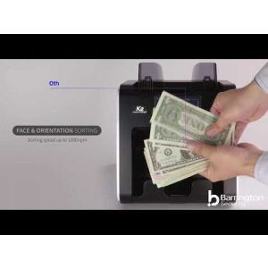 Scan Coin Kisan K2 Currency Sorter