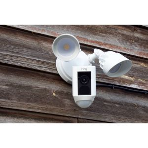 Ring Floodlight Cam PIR/ White