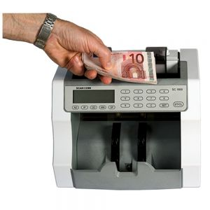 Scan Coin 1600 STD Electronic Currency Counter