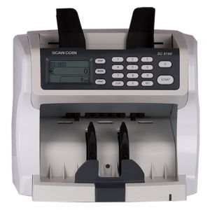 Scan Coin 8100 Currency Counter