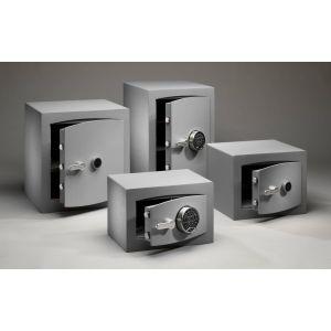 Securikey Mini Vault Silver S2 Key & Electronic Range