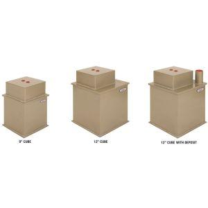 Phoenix Tarvos UF0640 £4K Underfloor Safe Range